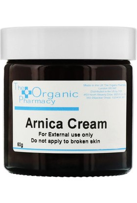 The Organic Pharmacy Arnica Cream 60g