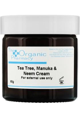 The Organic Pharmacy Tea Tree Manuka & Neem Cream 60g
