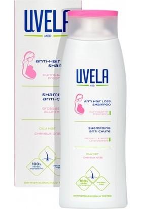 Uvela Anti Hair Loss Şampuan 300ml - Yağlı Saçlar