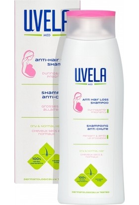 Uvela Anti Hair Loss Şampuan 300ml - Kuru ve Normal Saçlar