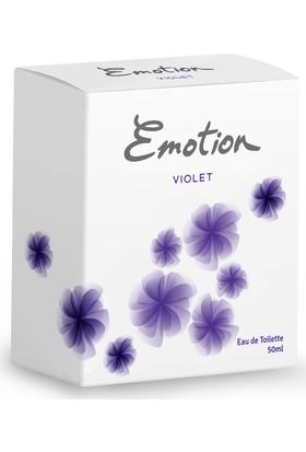 Emotion Violet Kadın Parfüm 50ml