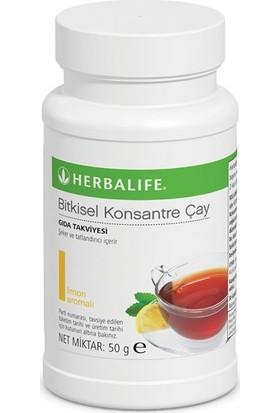 Herbalife Thermojetics Bitkisel Konsantre Çay Limon Aromalı
