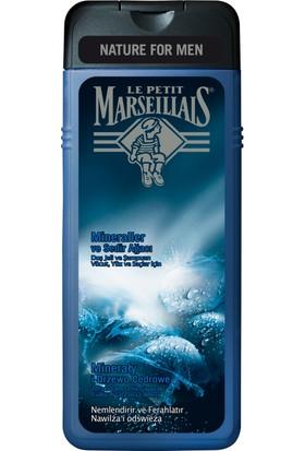 Le Petit Marseillais Mineraller ve Sedir Ağacı Duş Jeli 400 ml
