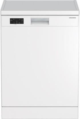 Grundig GDF 5301 A+ 5 Programlı Bulaşık Makinesi