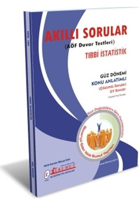 İlkumut Aöf - Tıbbi İstatistik