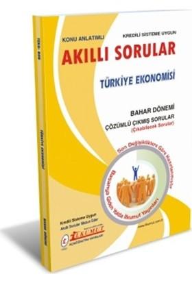 İlkumut Aöf - Türkiye Ekonomisi