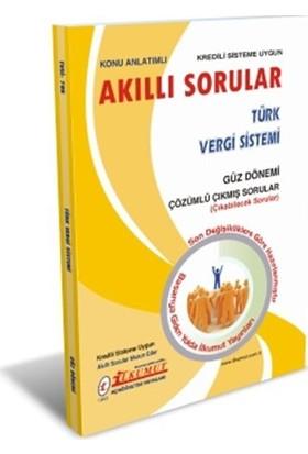 İlkumut Aöf - Türk Vergi Sistemi