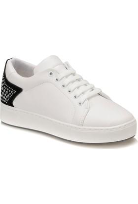 Butigo Kite01Z Beyaz Kadın Sneaker Ayakkabı