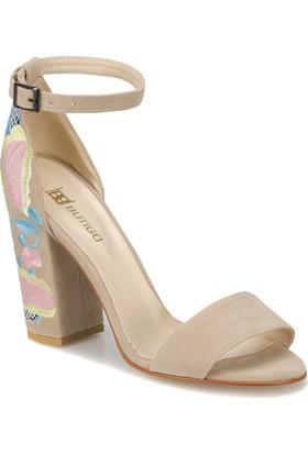 Butigo Lili*12Y Ten Rengi Kadın Ayakkabı