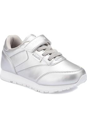 Kinetix Lower J Gümüş Kız Çocuk Sneaker