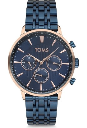 Toms Erkek TM81317A-786-T Erkek Kol Saati