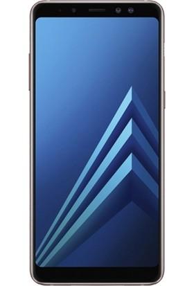 Dafoni Samsung Galaxy A8 2018 Tempered Glass Premium Cam Ekran Koruyucu