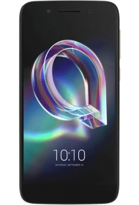 Dafoni Alcatel İdol 5 Tempered Glass Premium Cam Ekran Koruyucu