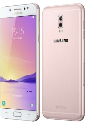 Dafoni Samsung Galaxy C8 Ön + Arka Darbe Emici Full Ekran Koruyucu Film