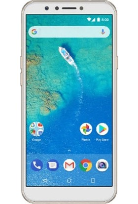 Dafoni General Mobile GM 8 Nano Glass Premium Cam Ekran Koruyucu