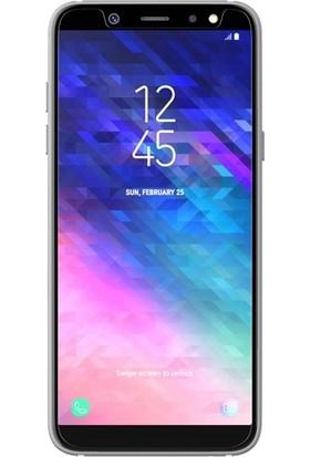 Dafoni Samsung Galaxy A6 Plus 2018 Slim Triple Shield Ekran Koruyucu