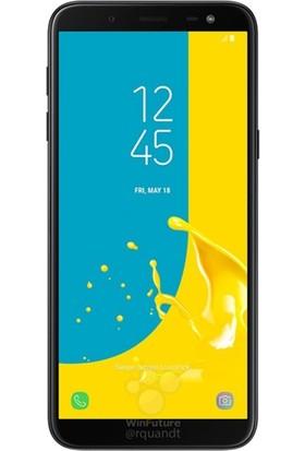 Dafoni Samsung Galaxy J6 Slim Triple Shield Ekran Koruyucu