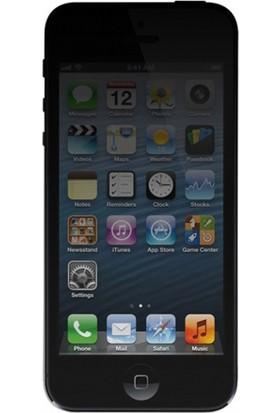 Eiroo iPhone Se / 5 / 5S / 5C Privacy Tempered Glass Premium Cam Ekran Koruyucu