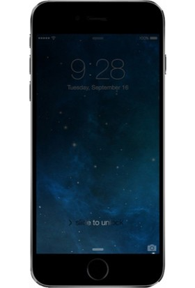 Eiroo iPhone 6 Plus / 6S Plus Privacy Tempered Glass Premium Cam Ekran Koruyucu