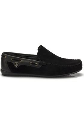 Muggo Men Ortopedik Süet Günlük Erkek Ayakkabı