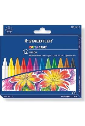 Staedtler Pastel Boya Jumbo Noris 12 Li 229 Nc12