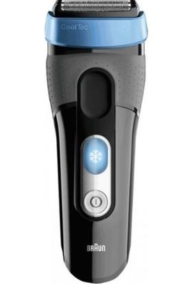 Braun Cooltec Tıraş Makinesi Islak ve Kuru CT2cc Temizleme ve Sarj Ünitesi ile