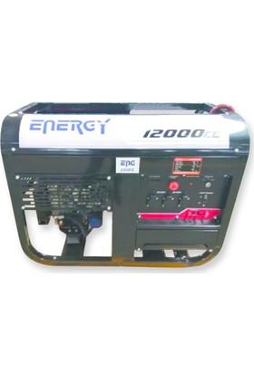Energy Eng 12000 Ce Dizel Jeneratör