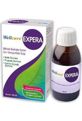 WELLCARE EXPERA BITKISEL SURUP