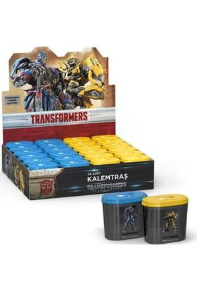 Yaygan Transformers Çift Bıçaklı Kalemtraş (55046)