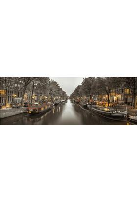 Dino Puzzle 6000 Parça Panorama Amsterdam Puzzle