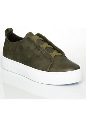 Chekich 013 Haki Bagcıksız Erkek Ayakkabı