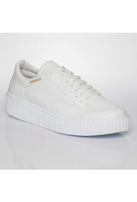 Chekich 017 Beyaz Erkek Ayakkabı