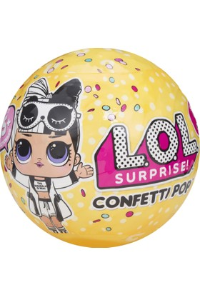 LOL Confetti Pop 9 Sürpriz YENİ