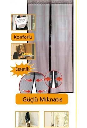 Rem Manyetik Kapı Sinekliği Beyaz