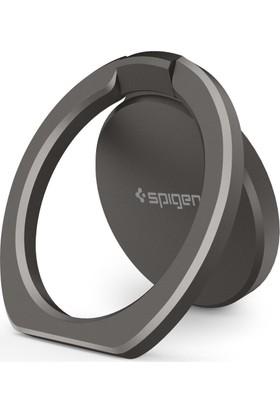 Spigen Style Ring POP Selfie Yüzüğü / Araç Tutacağı Gunmetal - 000SR21954