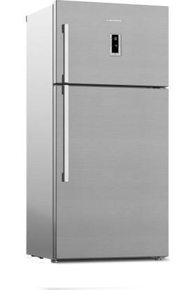 Grundig GRND 6100 I A++ 611 lt No-Frost Buzdolabı