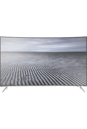 """Samsung 55KS8500 55"""" 140 Ekran Uydu Alıcılı 4K Ultra HD Curved Smart LED TV"""