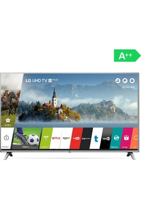 "LG 86UK6500PLA 86"" 219 Ekran Uydu Alıcılı 4K Ultra HD Smart LED TV"