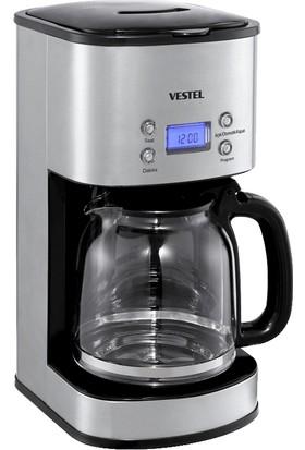Vestel Şölen K3000 Inox Filtre Kahve Makinesi