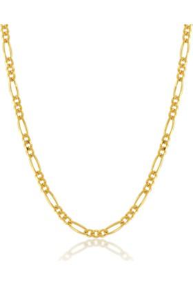Gelin Pırlanta 14 Ayar Altın Zincir Kolye Gln100340