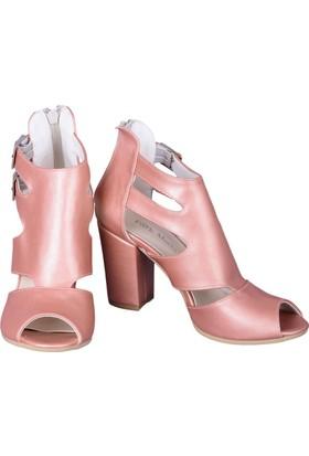 Miss Park Moda K6201 Kadın Cilt Ayakkabı - 18-1B667010
