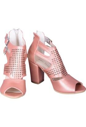 Miss Park Moda K6202 Kadın Ayakkabı - 18-1B667011