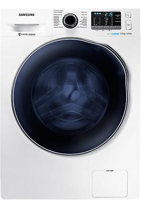 Samsung WD70J5410AW/AH A 7 kg Yıkama / 5 kg Kurutma 1400 Devir Çamaşır Makinesi