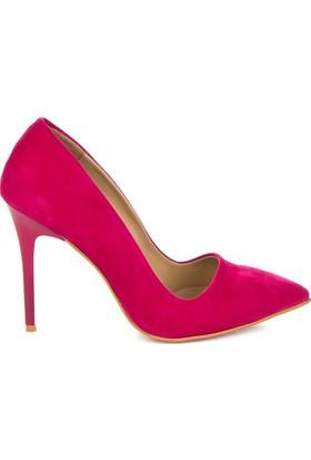 Fox Shoes Fuşya Kadın Topuklu Ayakkabı 8922151902