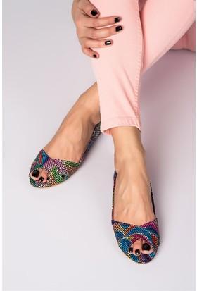 Fox Shoes Multi Kadın Sandalet B726109907