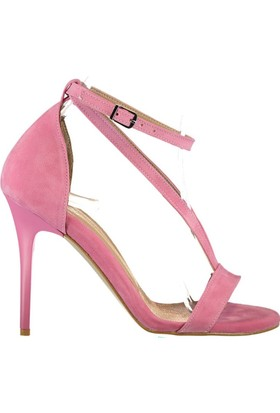 Fox Shoes Pembe Kadın Topuklu Ayakkabı B922114302