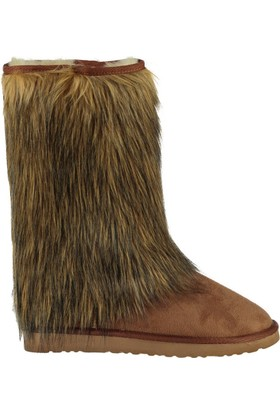 Fox Shoes Taba Kadın Çizme C336973102