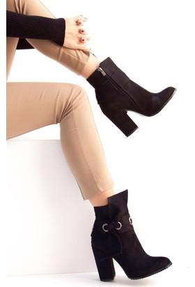 Fox Shoes Siyah Kadın Bot C340104302