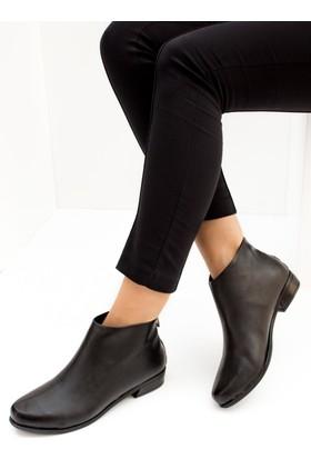 Fox Shoes Siyah Kadın Bot C410251809