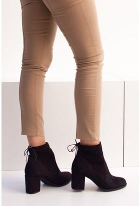 Fox Shoes Siyah Kadın Bot C412263002